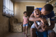 Positive Fatherhood Series, Sonke Gender Justice, Cape Town