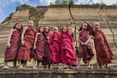 Minguon Temple, Myanmar