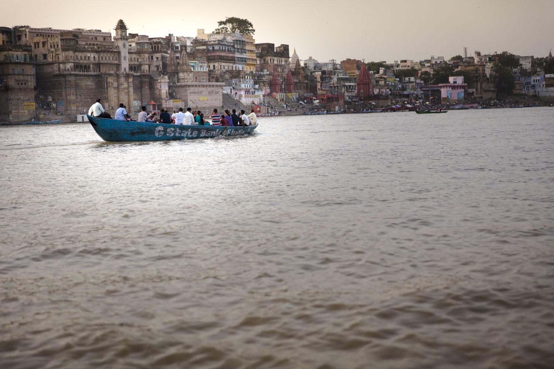 Varanasi India-1